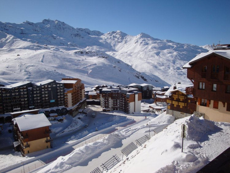 Skiing the alps in spring, where to ski the alps in April