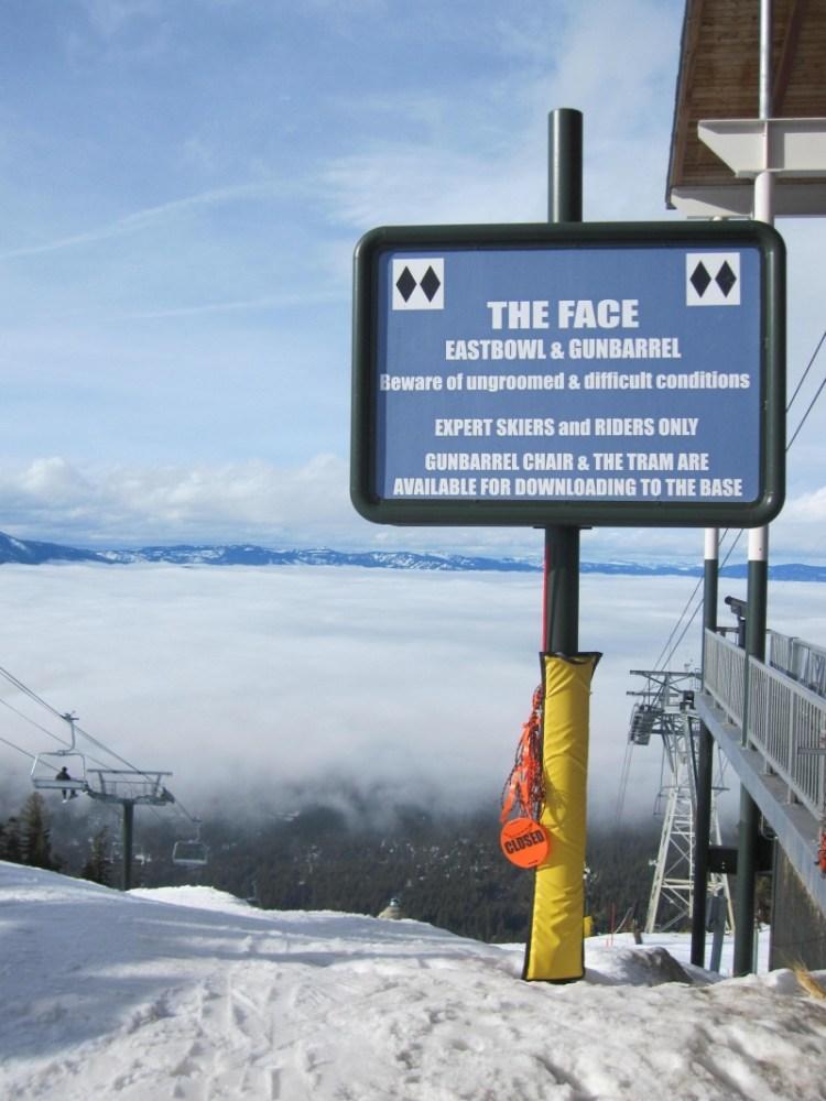 heavenly resort california skiing