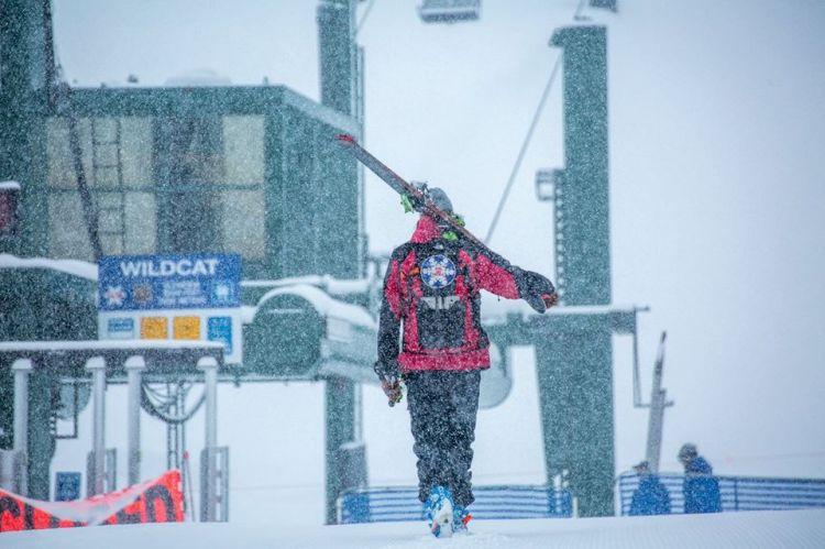 Alta ski area lodging