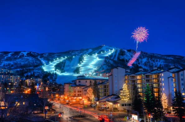 Best ski resorts for New Years fireworks