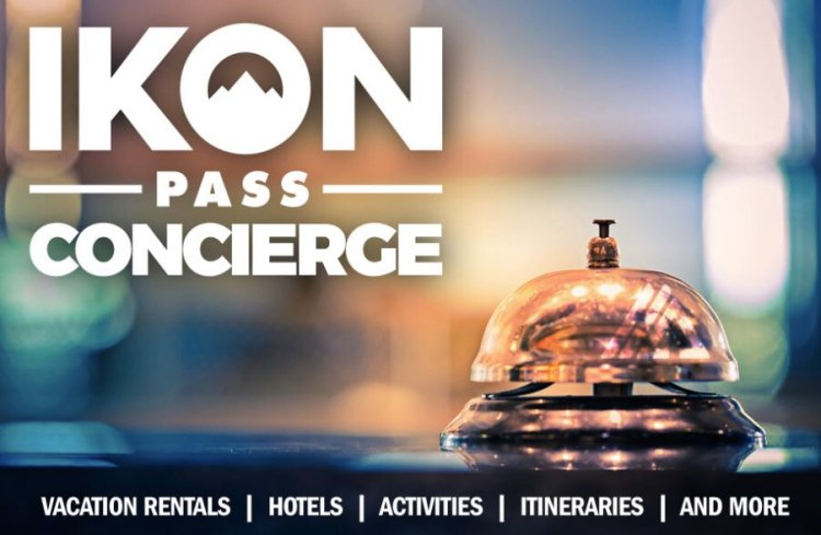 Ikon Pass Concierge