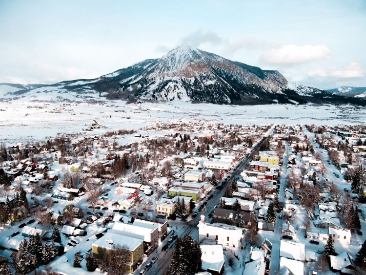 Colorado: Epic Pass Roadtrip - Crested Butte
