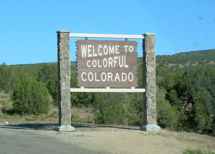 Road trip from Dallas to Crested Butte, Colorado