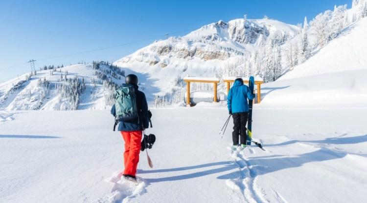 Get in shape for ski season