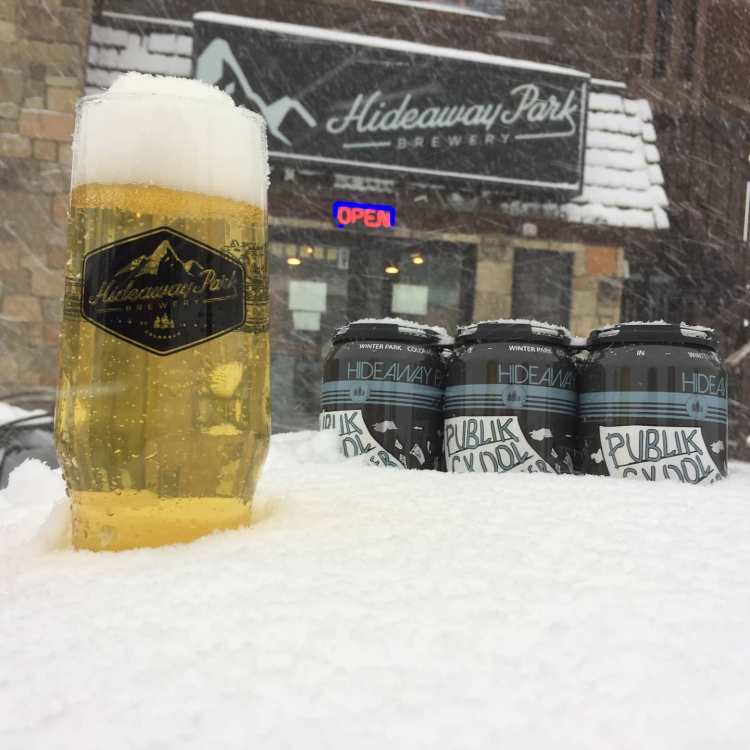 Skiing's best beers