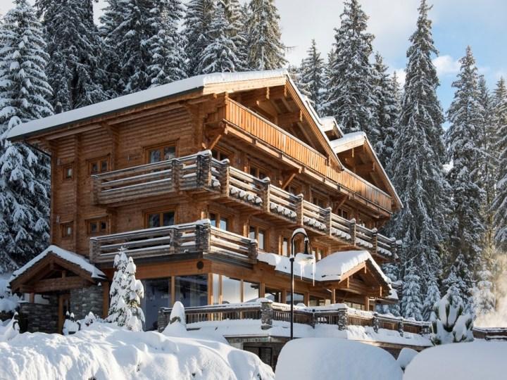 Richard Branson Ski Chalet | Verbier, Switzerland