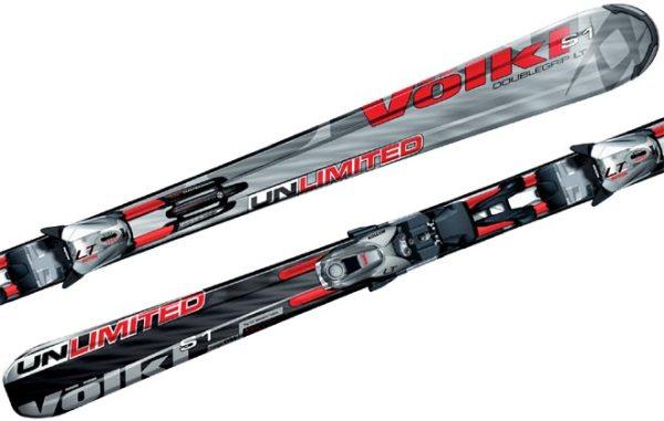 [Mn-Bs + sped] Vendo sci Volkl Unlimited s1 + scarponi ...