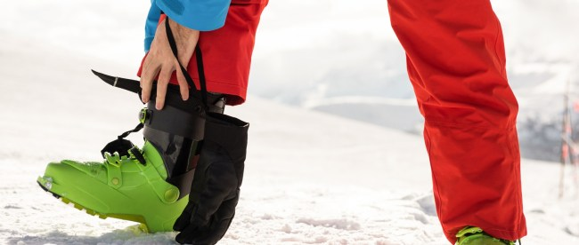 The Top Trends For Ski Boots in 2017