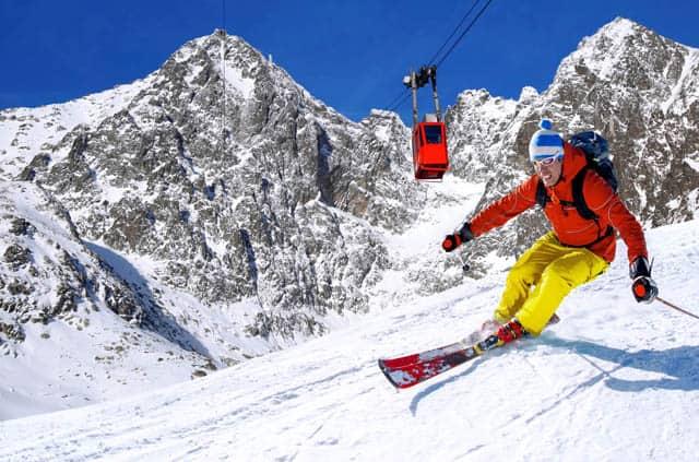 Ski Alpendorf Easter Ski Holiday Offer