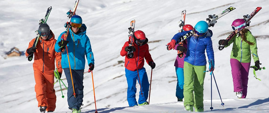 A Guide to Buying Your First Skis