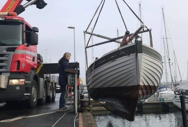 Skibet træskib båd sejlads 5