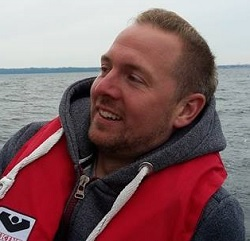 Skibet træskib båd sejlads Brian Basse