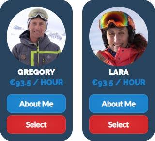Lara-Greg-Ski-Instructors-LaPlagne