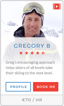 Gregory B Instructor Val d'Isère
