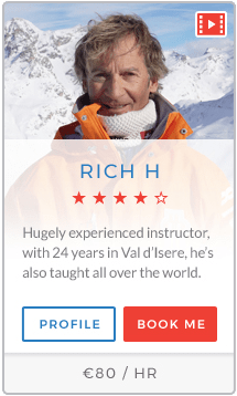 Rich H Instructor Chamonix