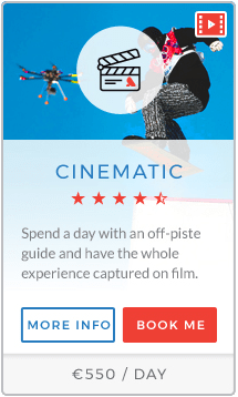 Cinematic Instructor Les Menuires