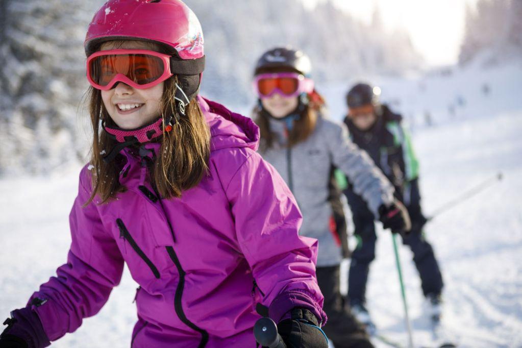 Family Ski Lessons Les Menuires