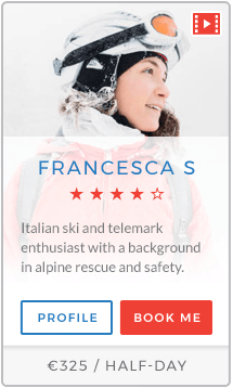 Francesca S Instructor La Tania