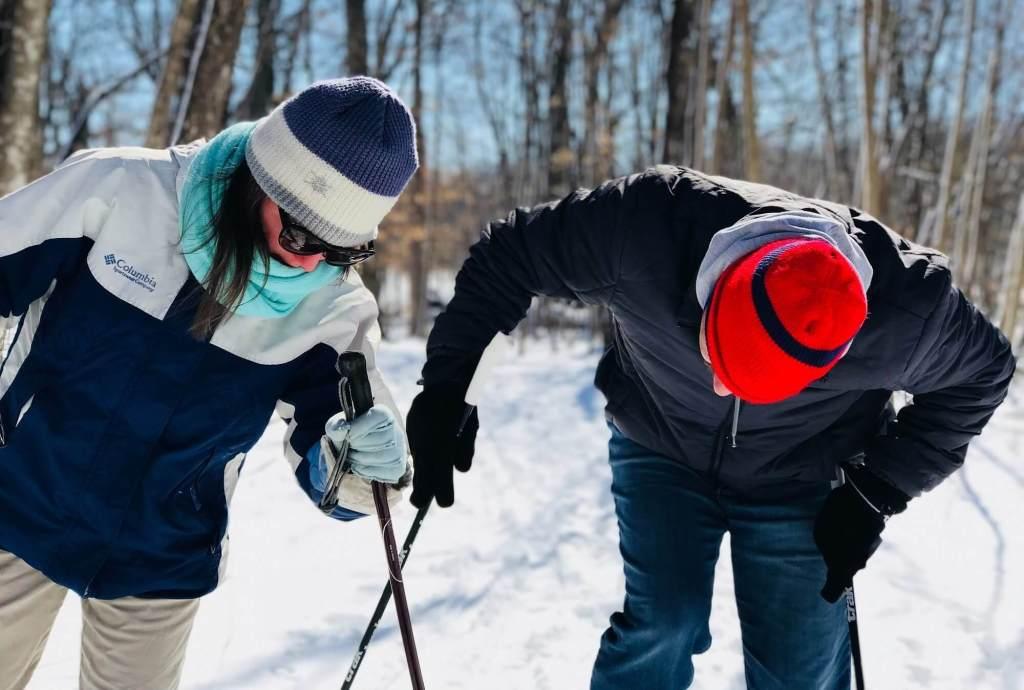 Private Ski Lessons La Rosière