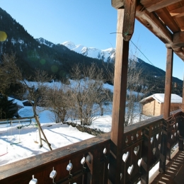 Chalet Cannelle Chatel