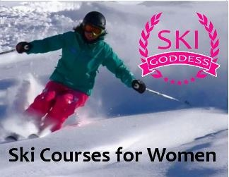 Ski Courses for Women Ski Goddess Chatel