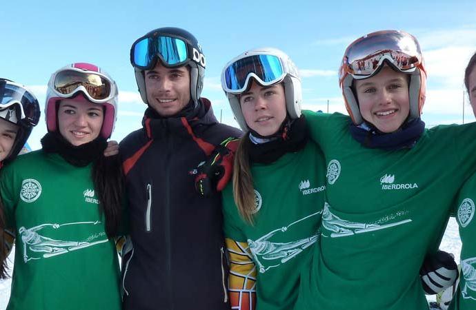 SCC equip de competició alpi