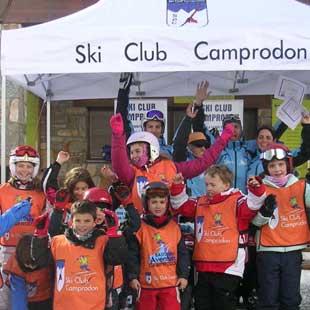 cursets esqui snow