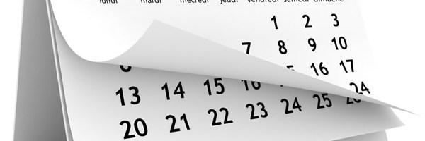 Plannification Entrainements Fin Vacances