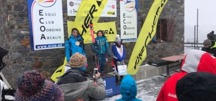 Fisher Ski Comp ARCALIS – U14