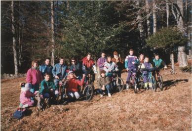 sorti ski de fond janvier 1990