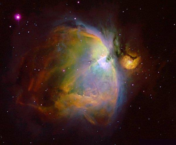 M42 - Skies by Africa