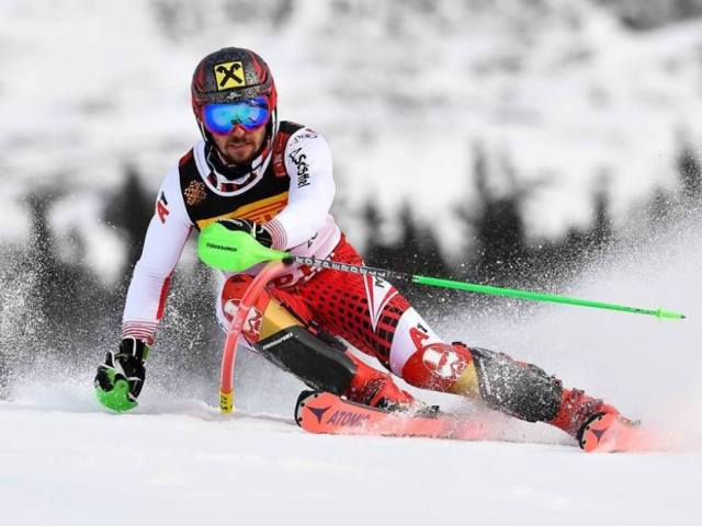 Officielt: Marcel Hirscher stopper karrieren