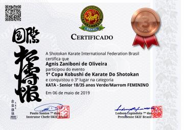 Certificado Online