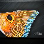 Fishing Passion direct to Canvas, Meet Eric Estrada.