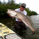 Inshore Slam!  Logic Lures and Bote get it done!