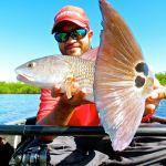 Roy Leyva slays Florida Fish with Shimano Waxwing