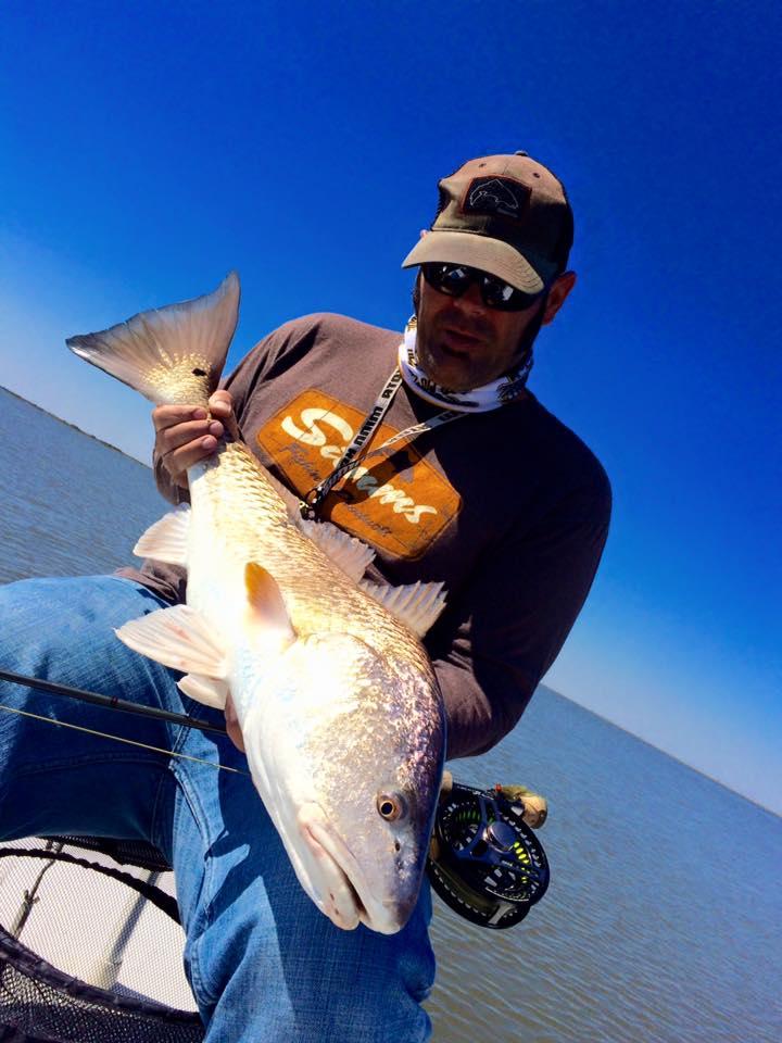 Louisiana Redfish with Capt. Ron Ratliff