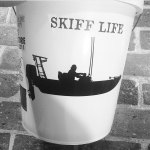 Boat Decals for Bait Buckets!