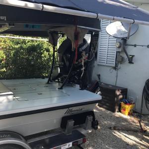 Miller marine got @captain_jared_raskob all tuned up. #Maintenancematters #Servi…