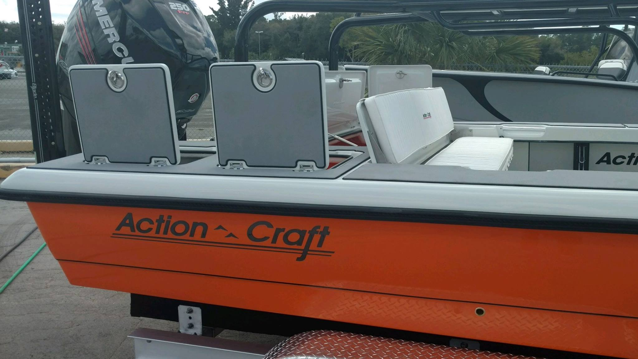 "The Action Craft 2050 Gulf Coast Crossover or ""GCX"""