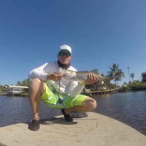 Fishing is my passion          …
