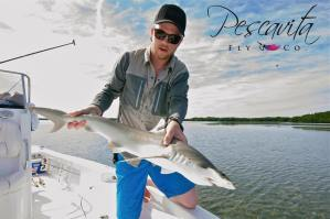 Shark Huntin' in the Florida Keys.