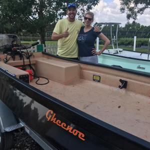 True South Marine would like to thank Mr and Mrs Barnard on their purchase of a …