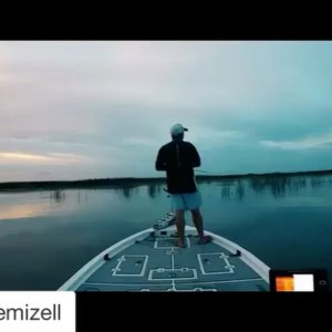 Pro staff Jessie Mizell doing what he does best. Catch big fish.   …