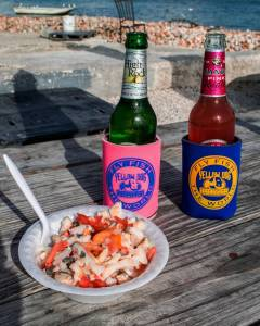 Weekend staples after fishing.                 …
