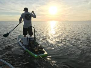 The best part of our business is growing the SUP Fishing Culture, one customer a…
