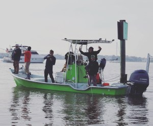 El Pescador  Had a pretty full boat which made it a little more challenging to…