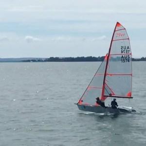 Upwind training  . . . .  …