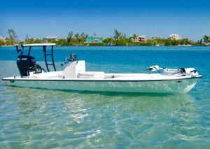 One of the original BT Skiffs.  The Osprey was a favorite of mine. They just don…