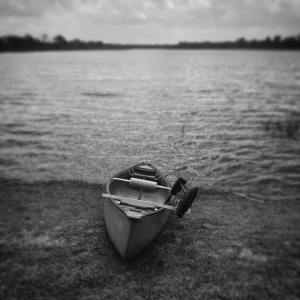 The rig! 15 Coleman canoe with a 24lb thrust Minn Kota trolling motor. Less than…